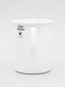 搪瓷量杯(0.5/1/2L)- 白色