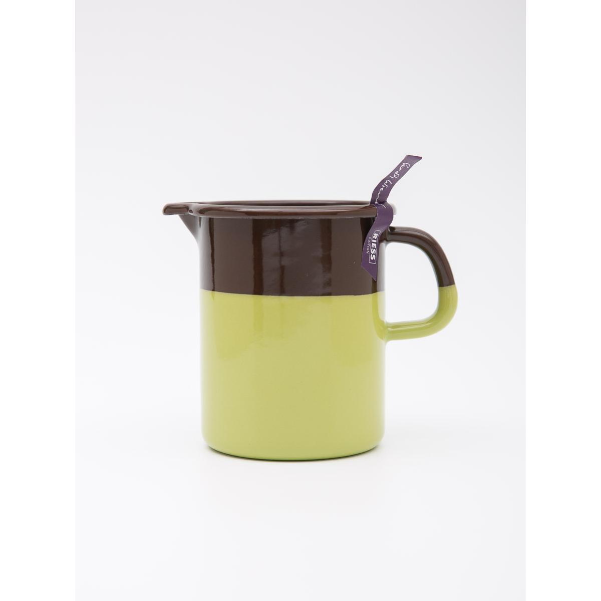 500毫升量杯 - 朱古力色配綠色