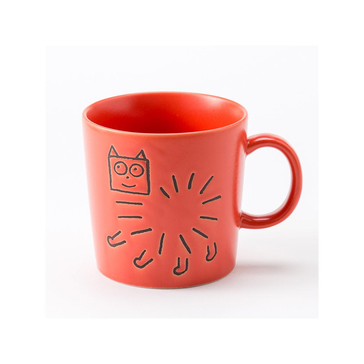 8.5 x 8cm ceramic mug - Bane