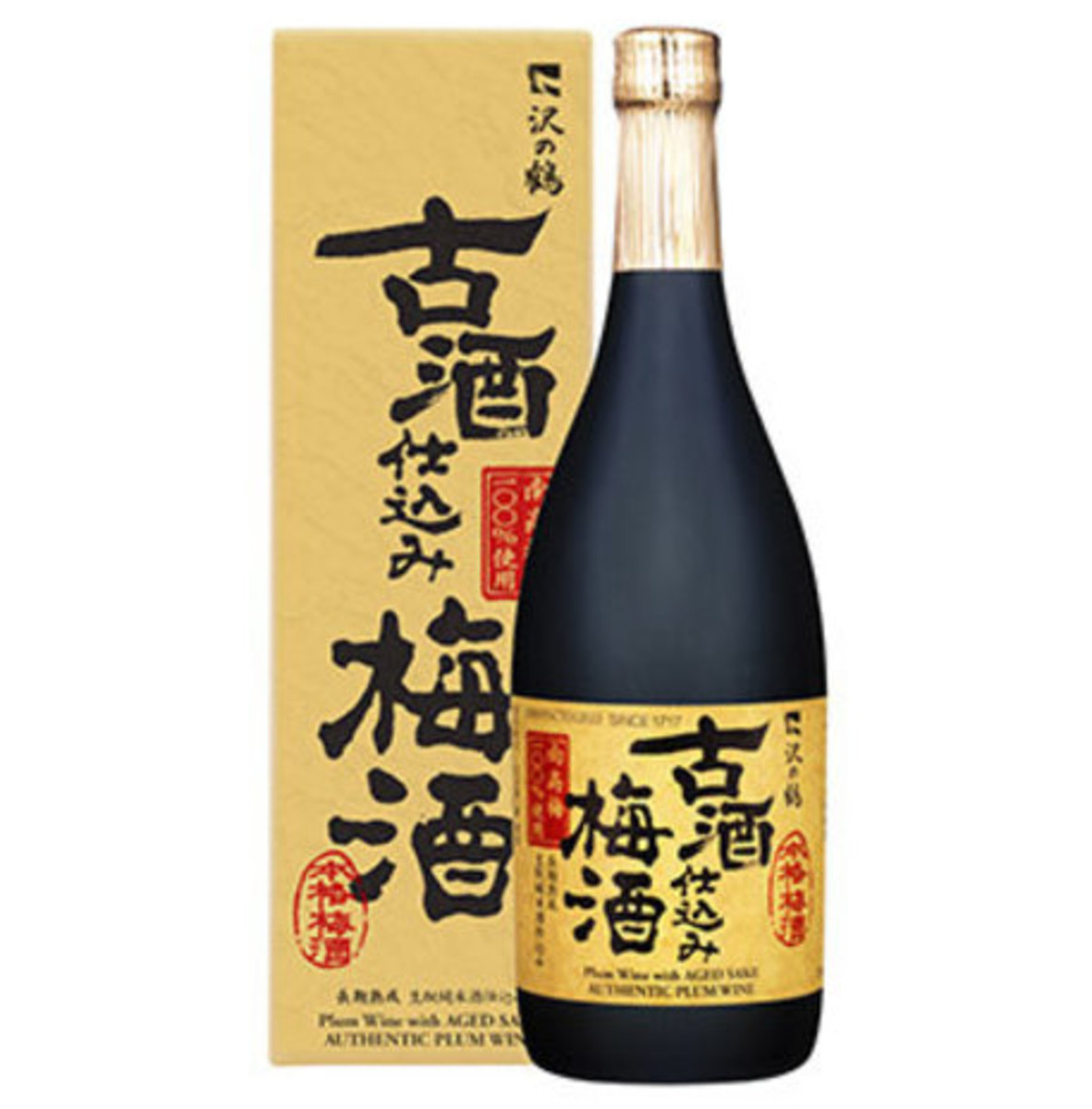 Plum Wine 720 ml