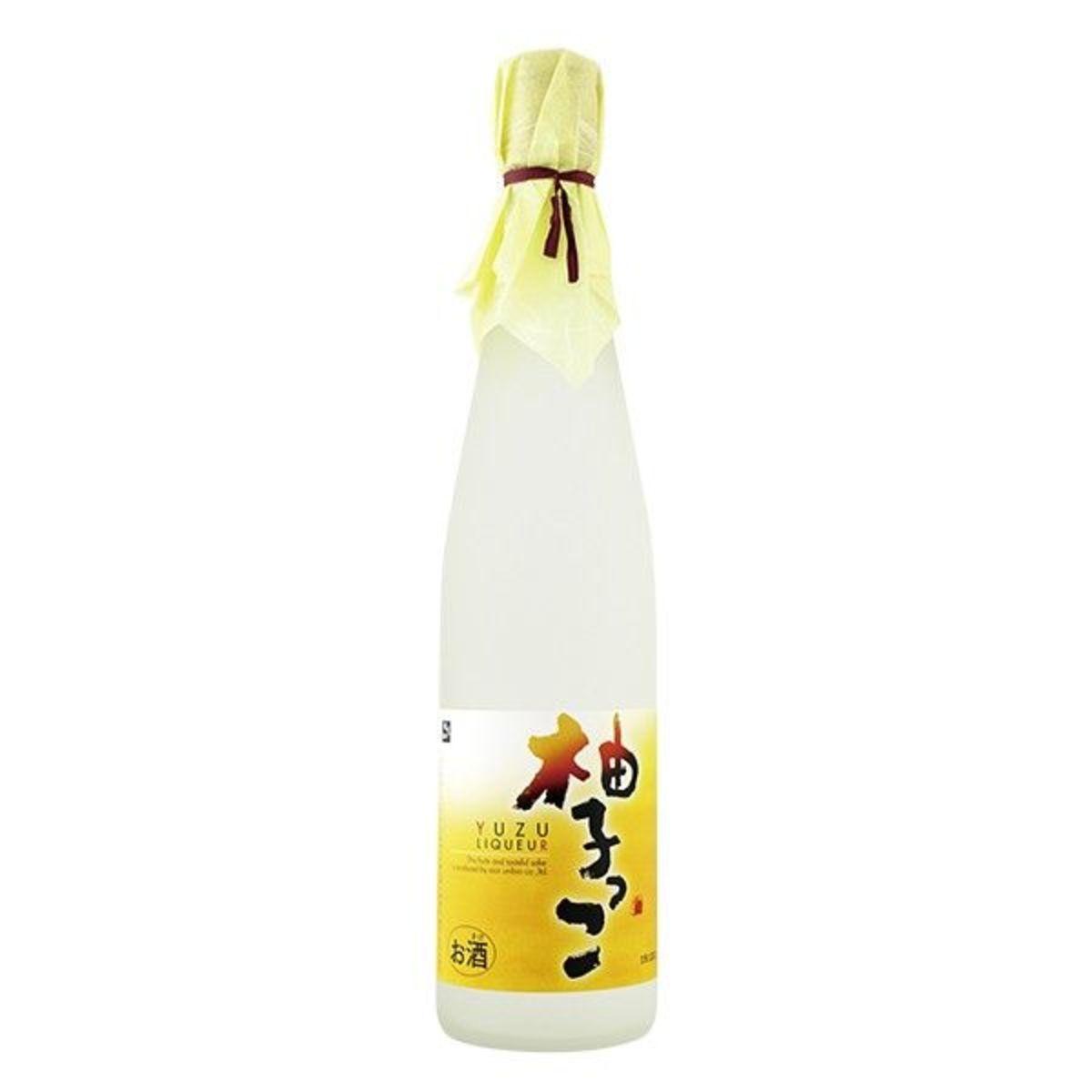 柚子酒 (500ml)