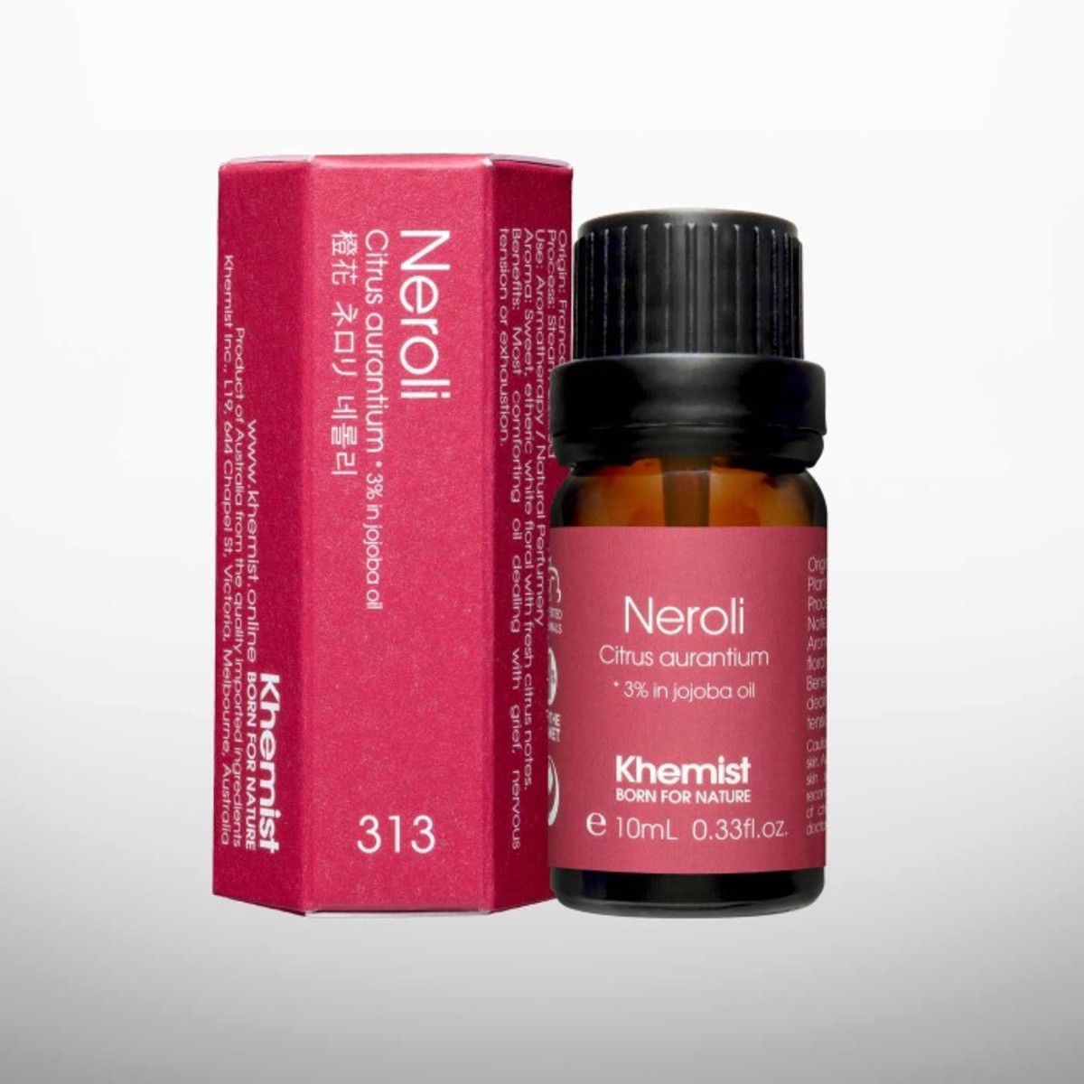 NEROLI Essential Oil Single 10ml