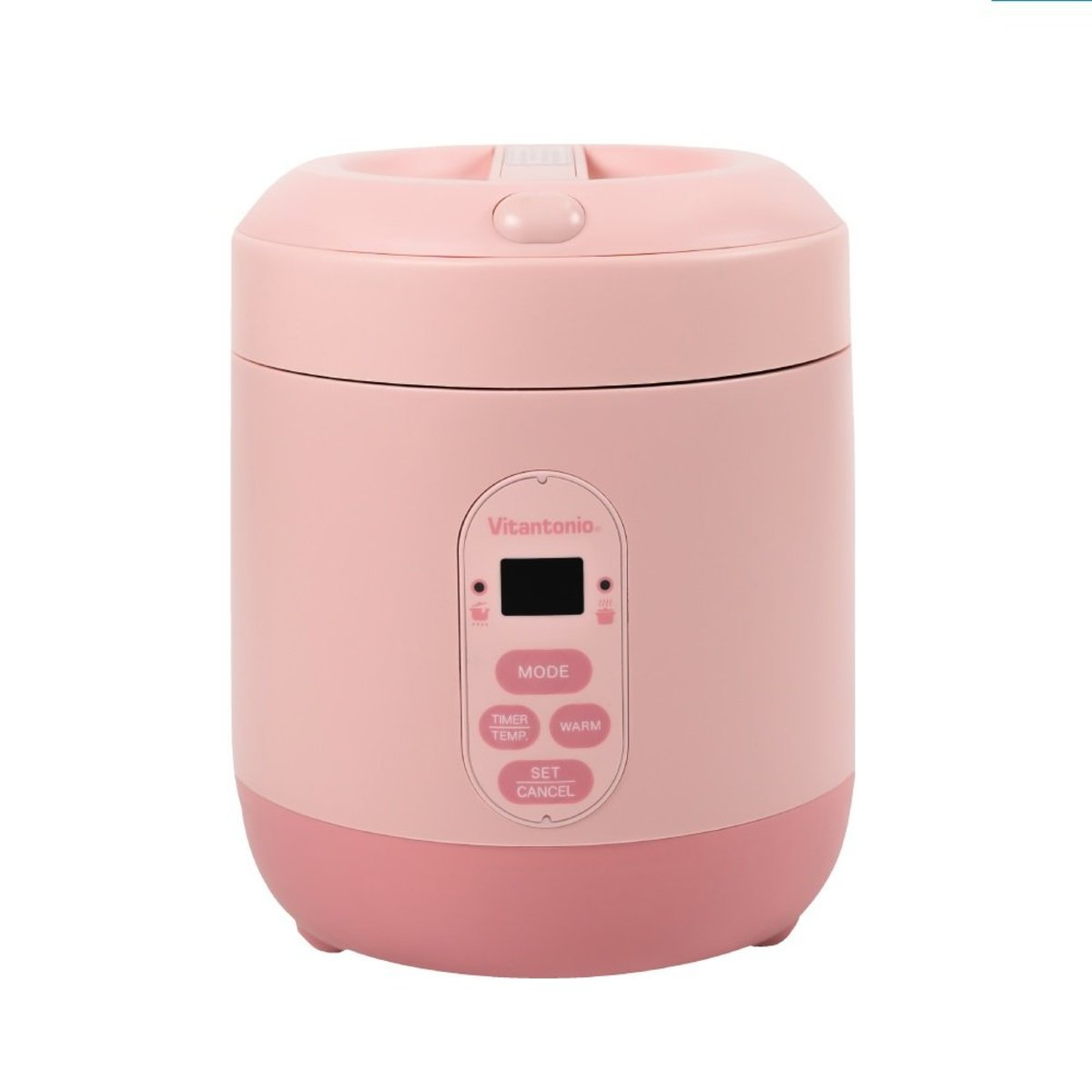 Mini Rice Cooker - Strawberry Pink VRC-1A-IG