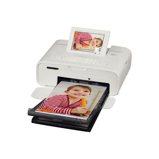 SELPHY CP1300  輕巧相片打印機 白色 Canon