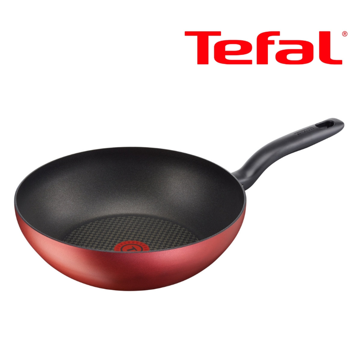 Made-in-France 28cm Non-stick Wokpan (IH Compatible) G10519