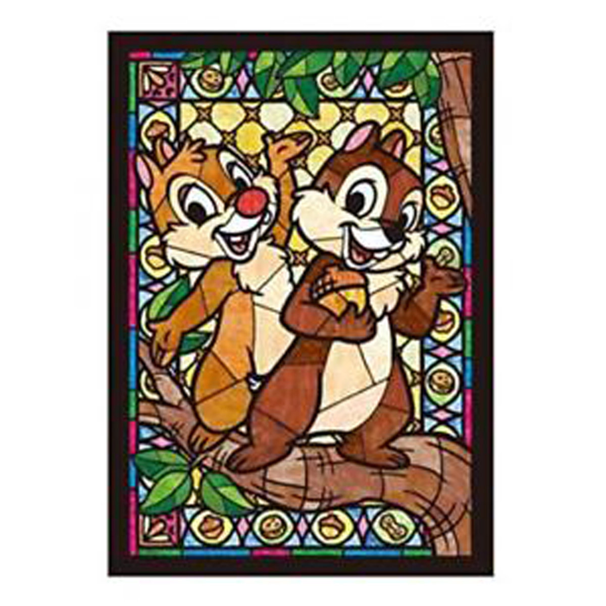 DSG-266-749 266 pieces puzzle Chip and Dale (4905823857496) [Licensed by Disney]