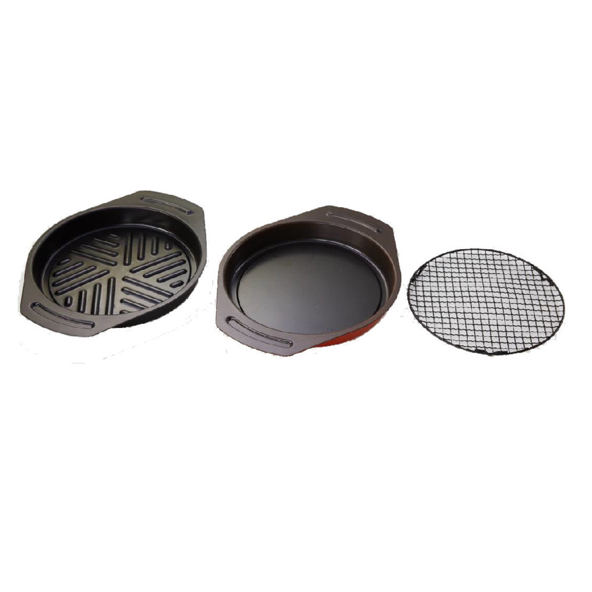 AET-P-DOUBLEPAN Double Grill Pan Accessories