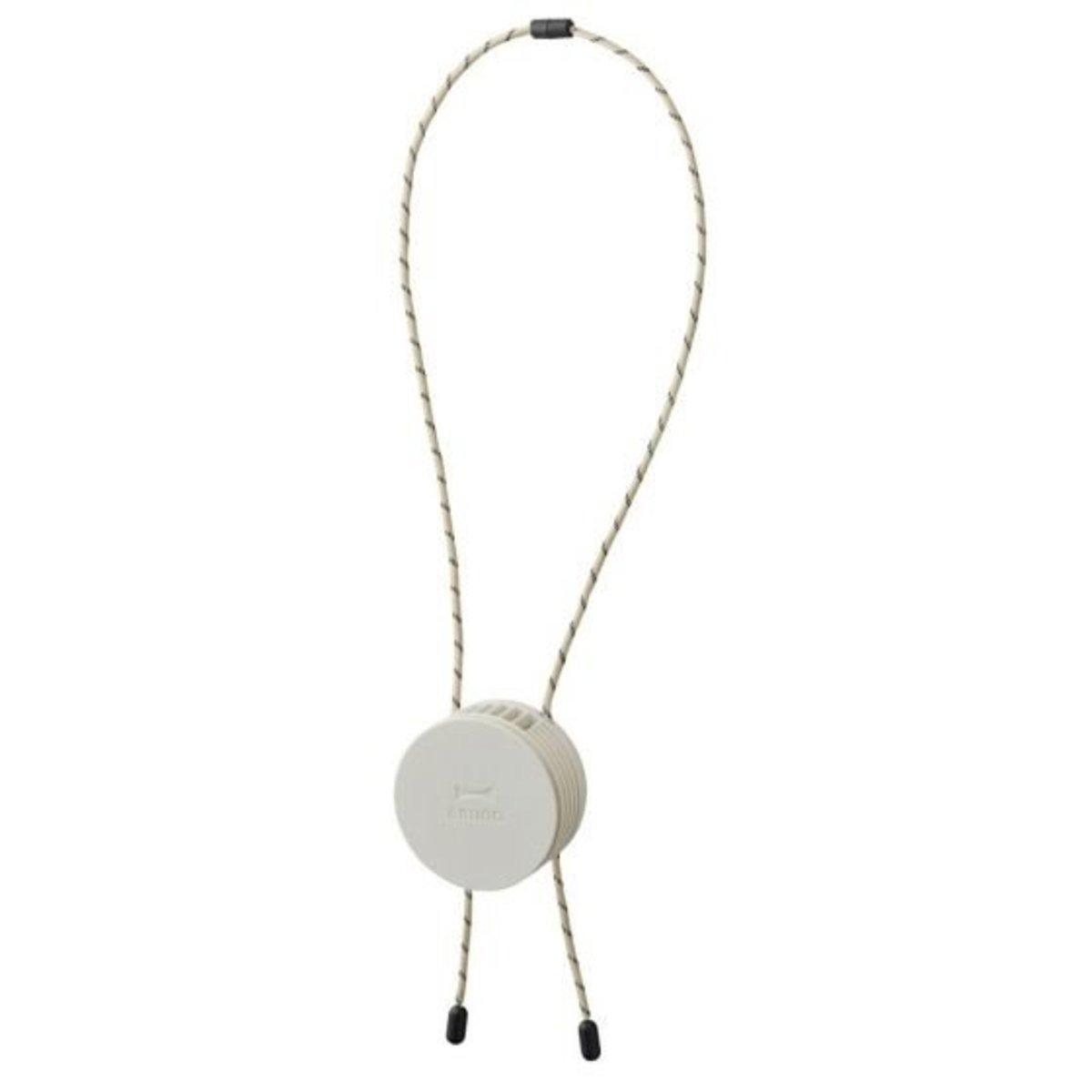 Bruno Wearable Fan (Ivory) BDE041-IV