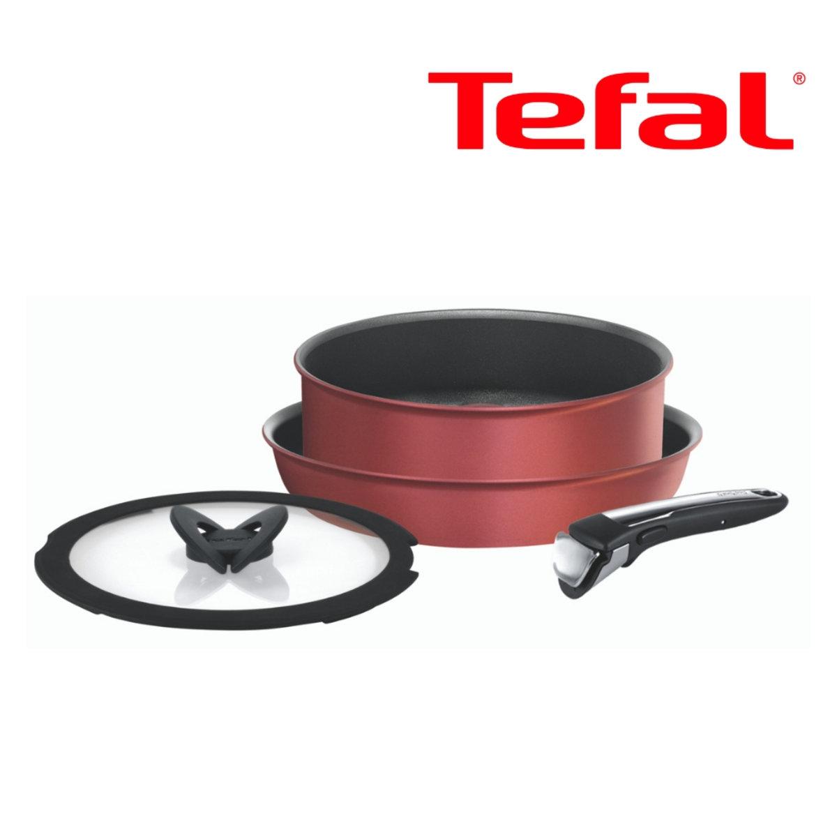 Ingenio 靈巧疊疊鑊易潔廚具4件套裝 L66290