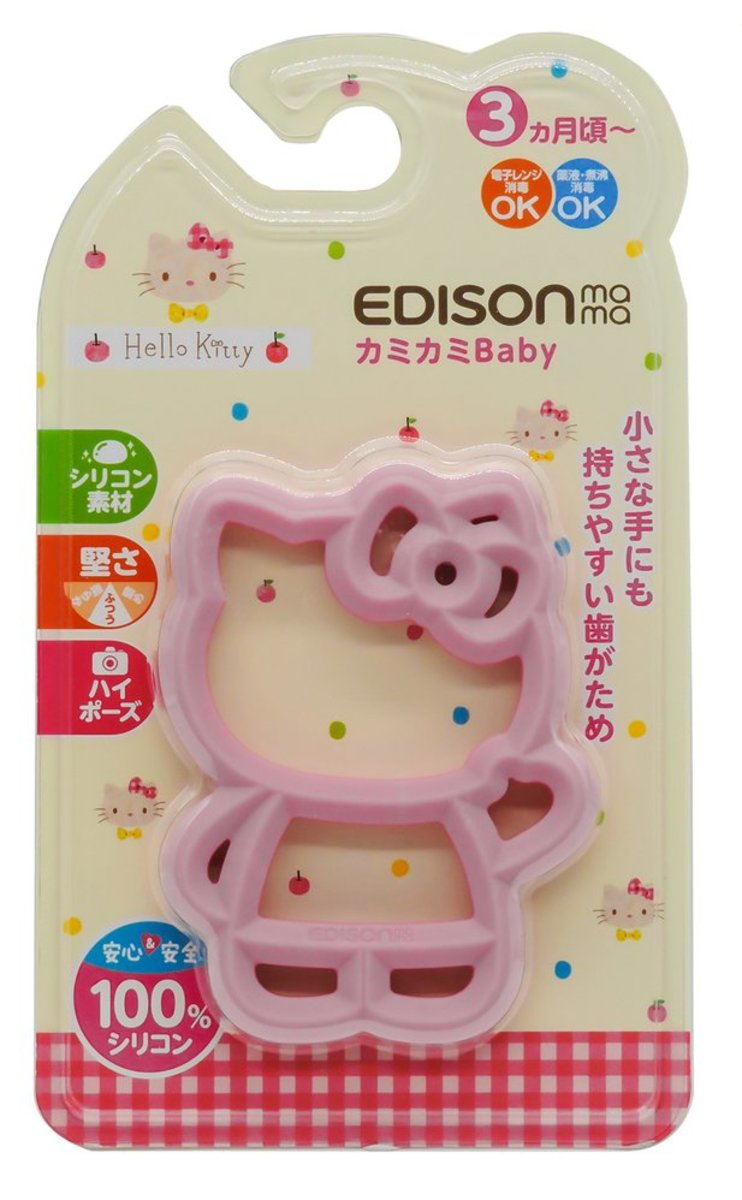 Hello Kitty Teether (suitable for 3M+)