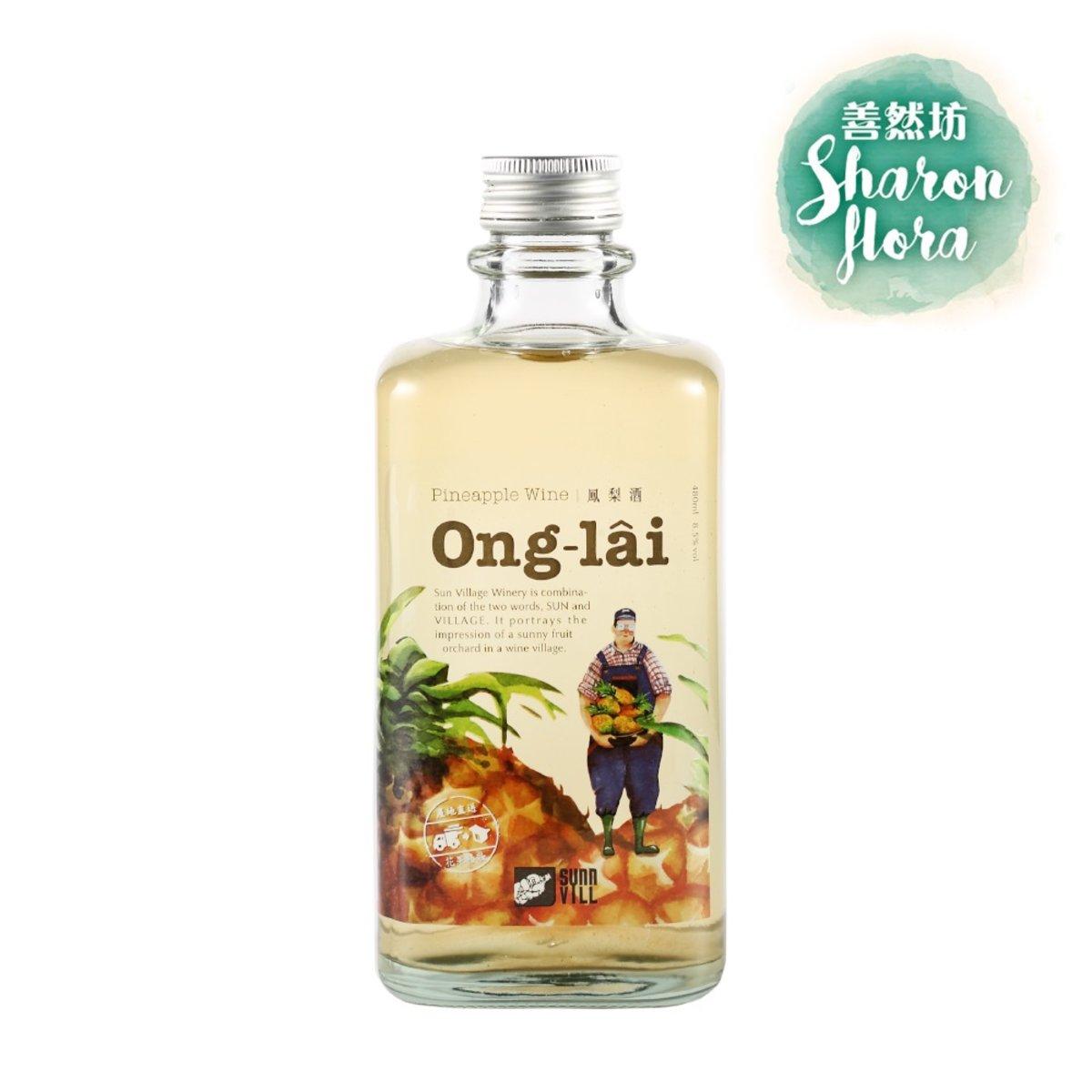 台灣 鳳梨酒 480 ml