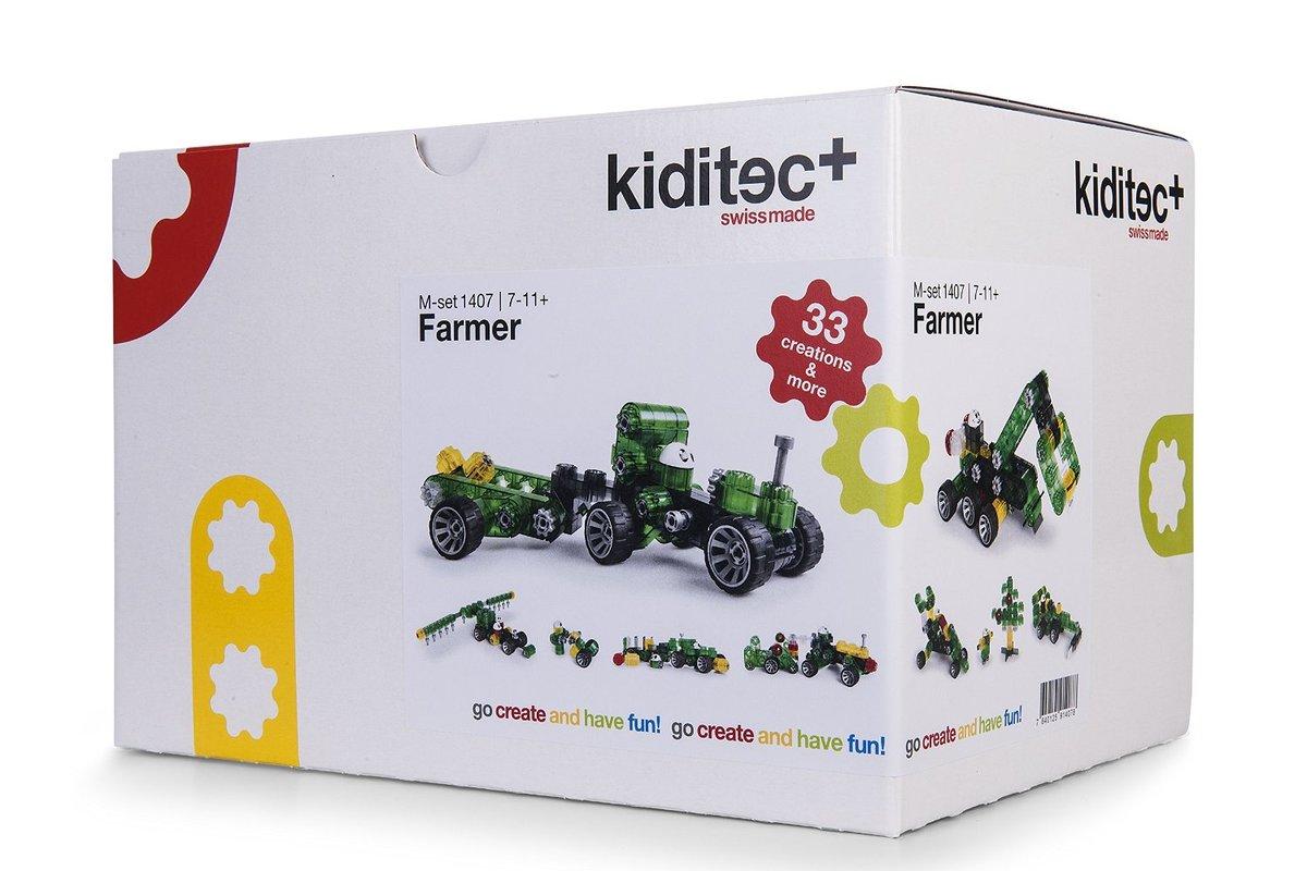 Swiss Kiditec STEM Toys: Farmer