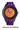 韓國品牌YOUNG STERNA石英表運動防水手錶watch韓星明星K-POP潮人之選(艷橙) PX1567404P