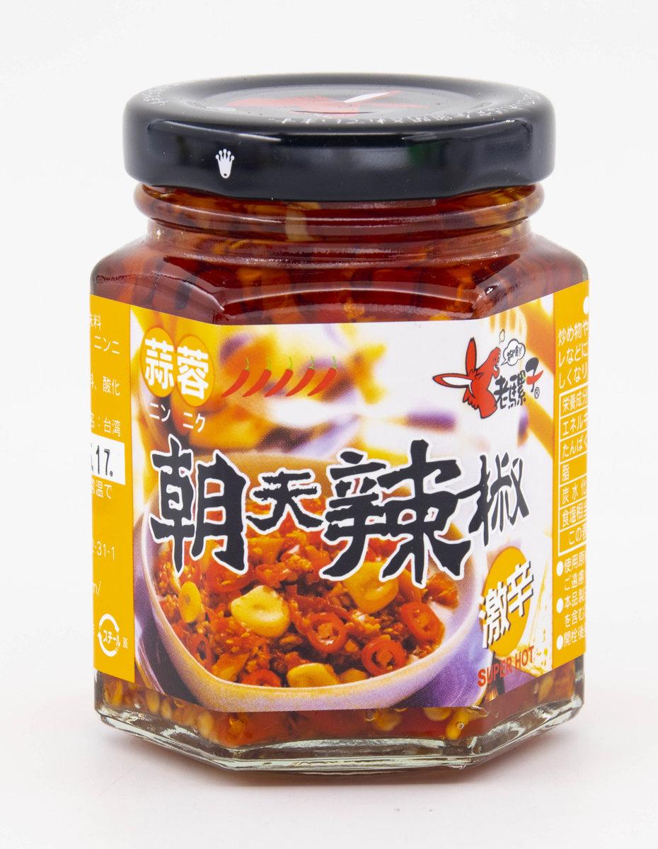 蒜蓉台灣朝天辣椒醬105g