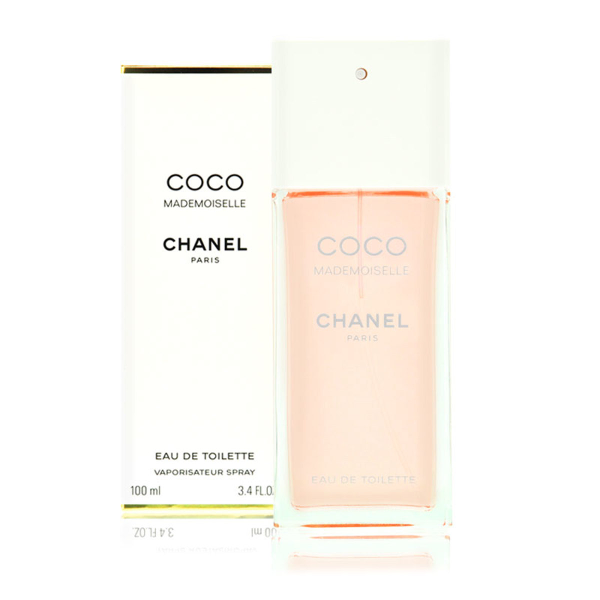 COCO Mademoiselle EDT Spray 100ml - [Parallel Import Product]