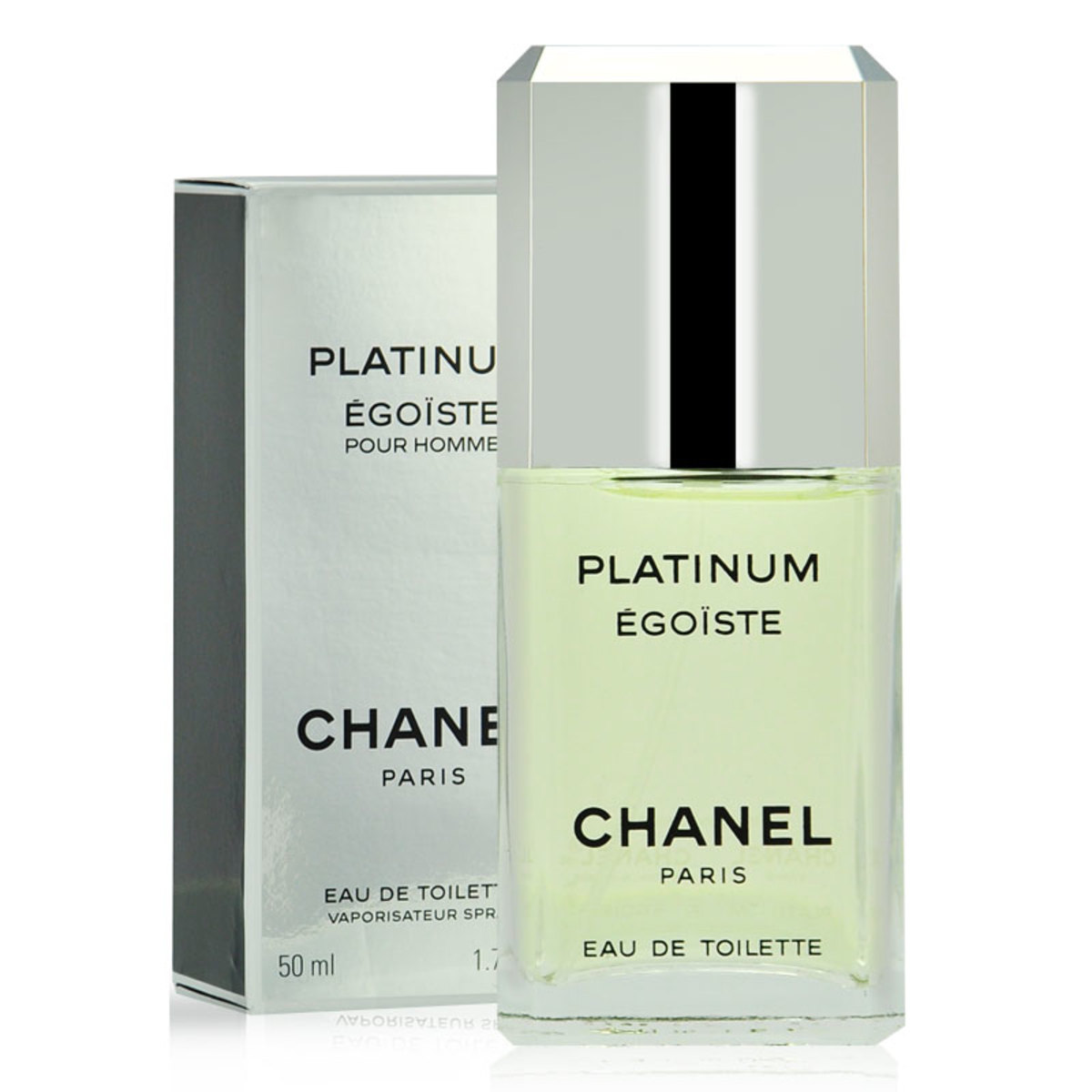 Platinum Egoiste Pour Homme EDT Spray 50ml - [Parallel Import Product]