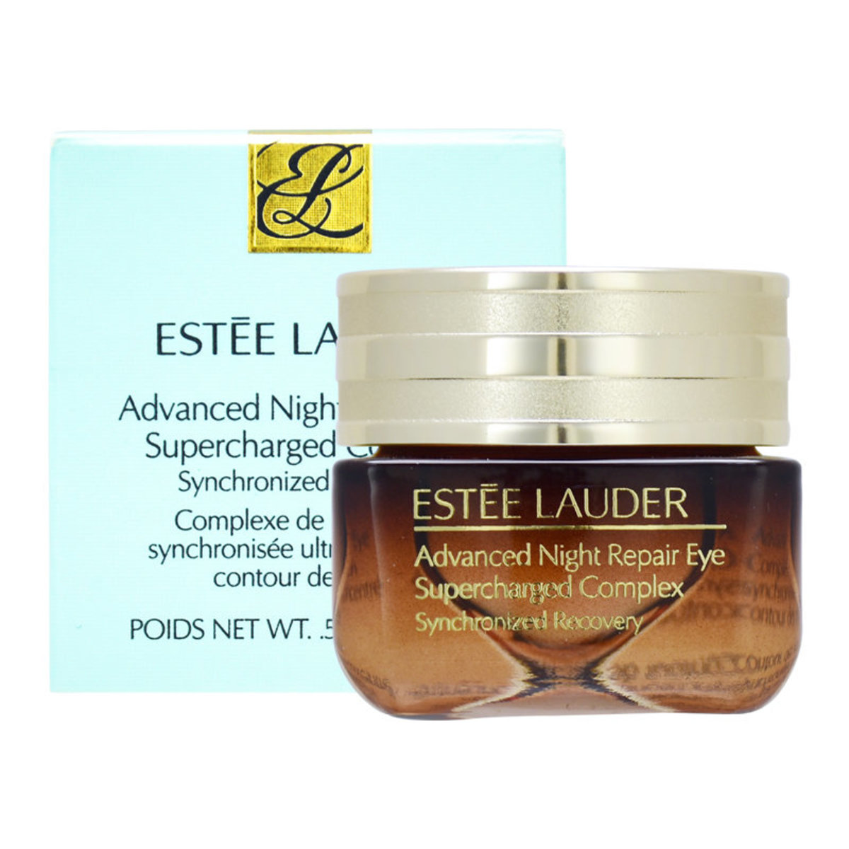 Advanced Night Repair Eye Supercharged Complex 15ml - [Parallel Import Product]