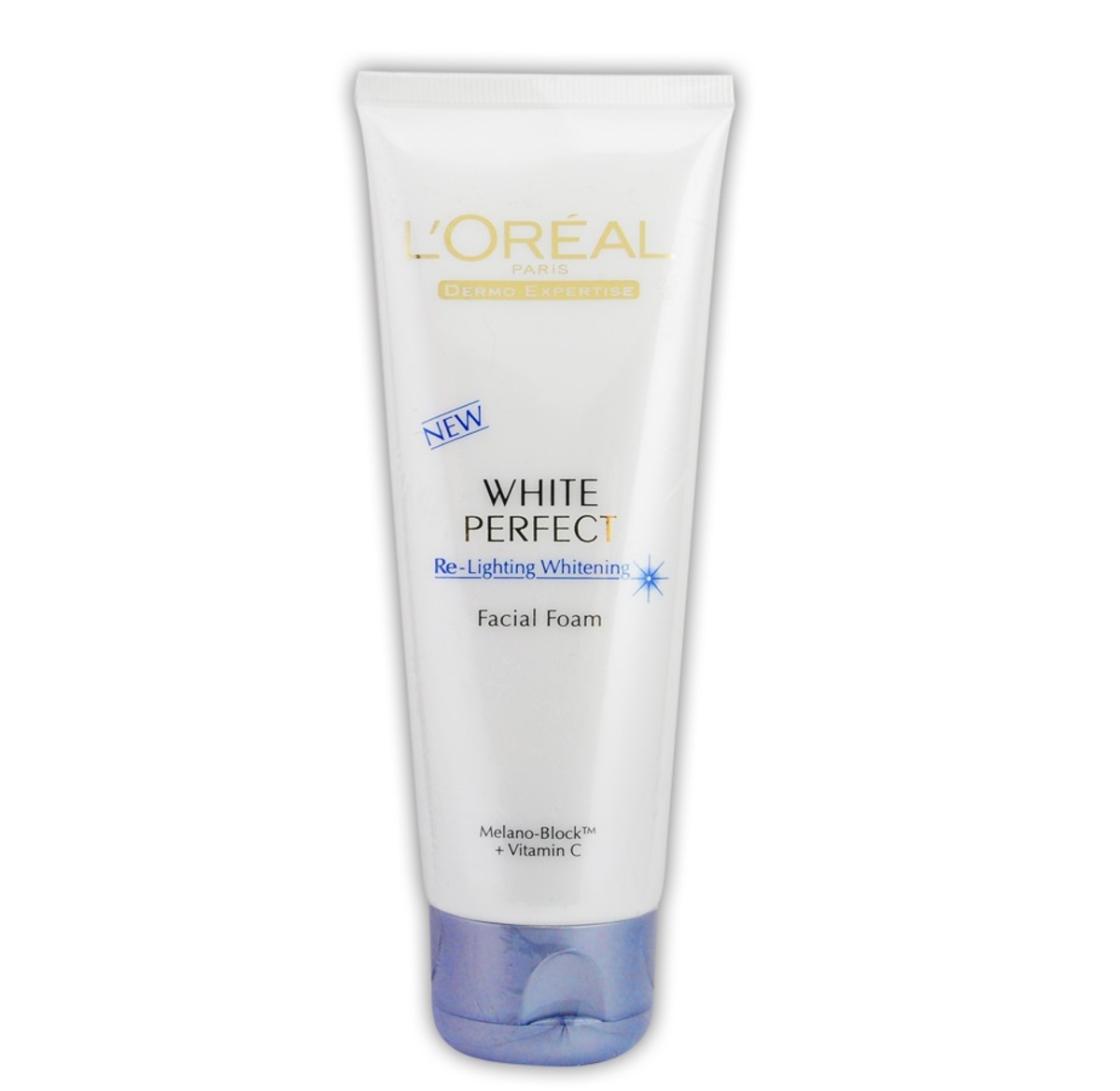 White Perfect Facial Foam - [Parallel Import Product]