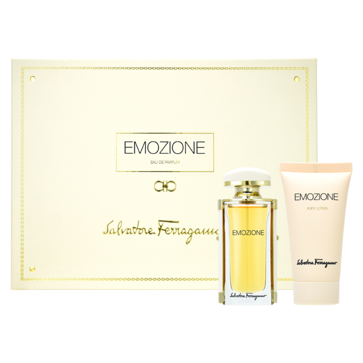 Emozione Gift 2pcs Set - [Parallel Import Product]