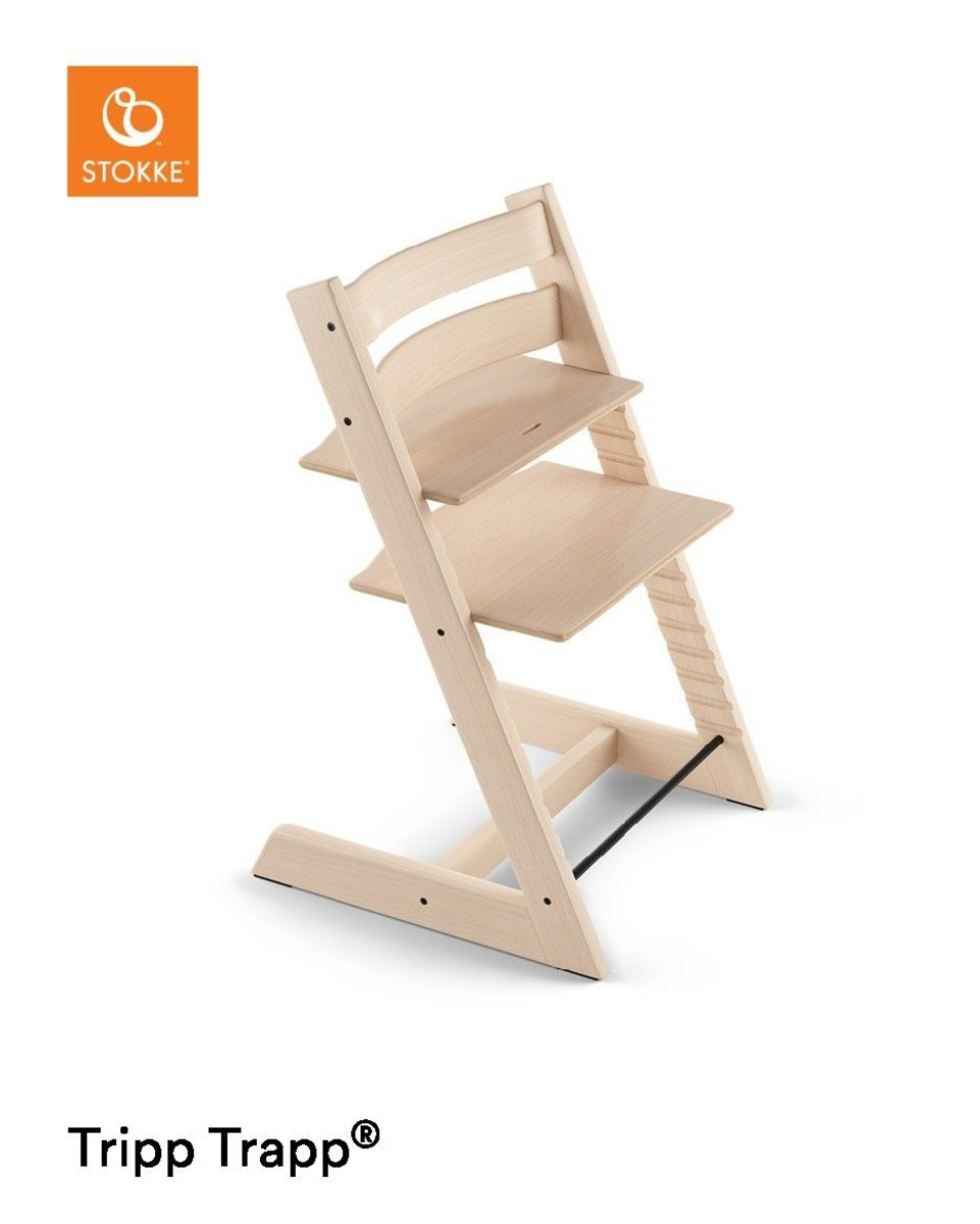 """""""Tripp Trapp® Chair Classic Collection"""" - Natural"""