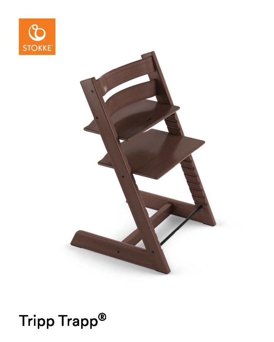 Tripp Trapp®成長椅 - 核桃色