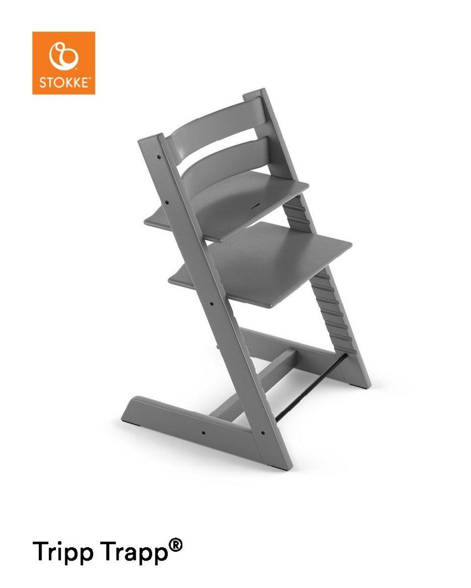 Tripp Trapp®成長椅 - 亮灰色