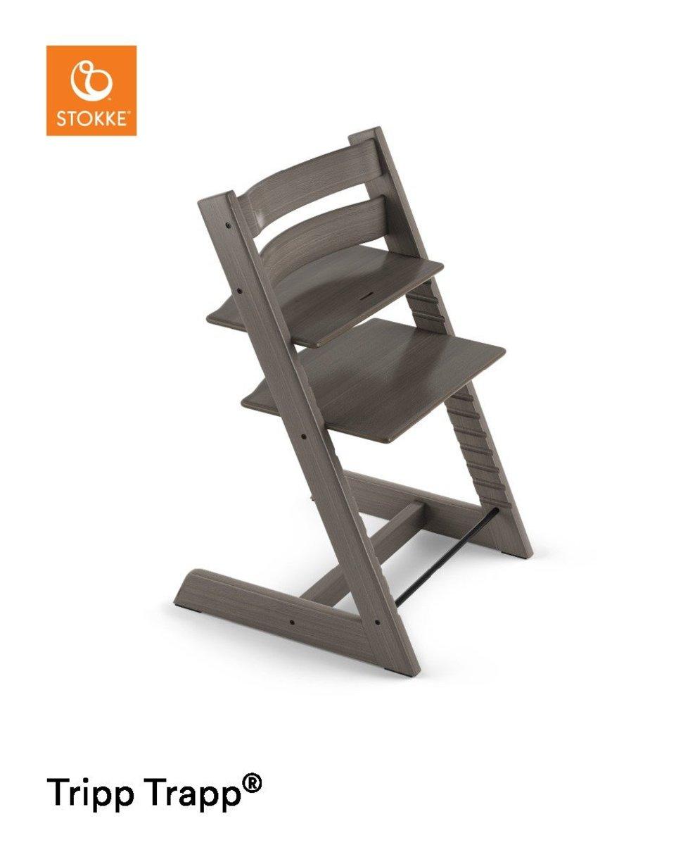 Tripp Trapp® Chair - Hazy Grey