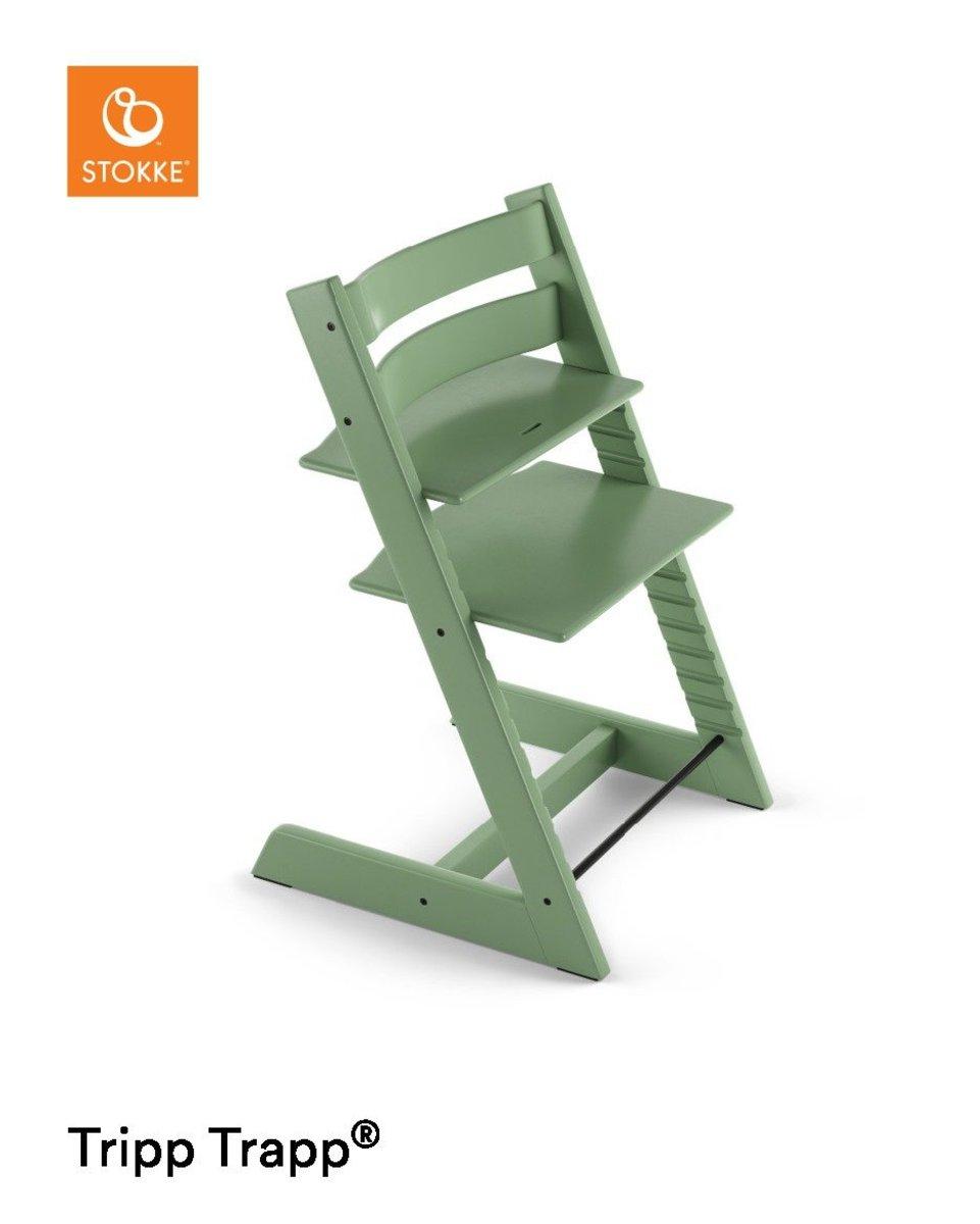 Tripp Trapp®成長椅 - 藻綠色
