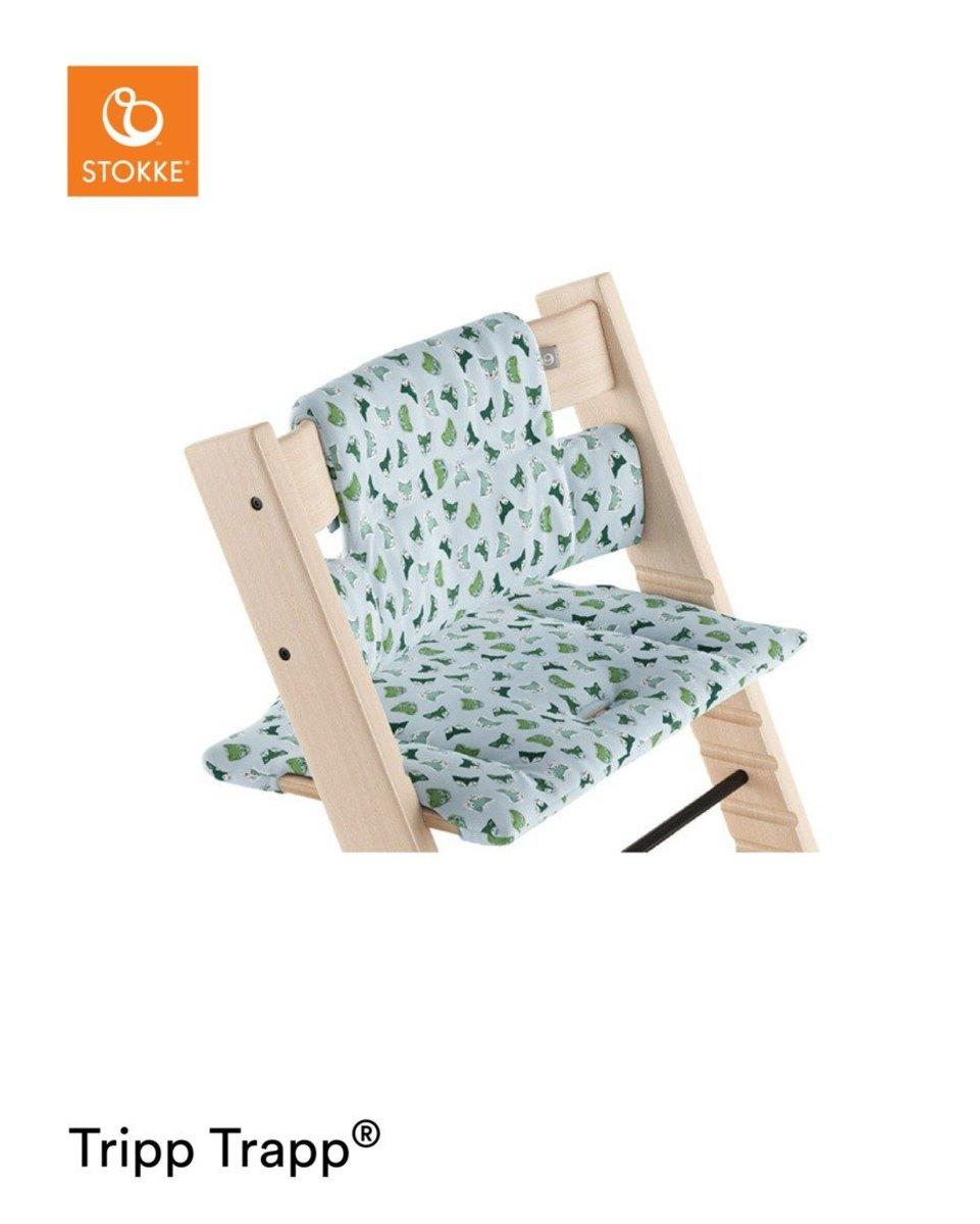 Tripp Trapp® Cushion - Baby Fox (100363)