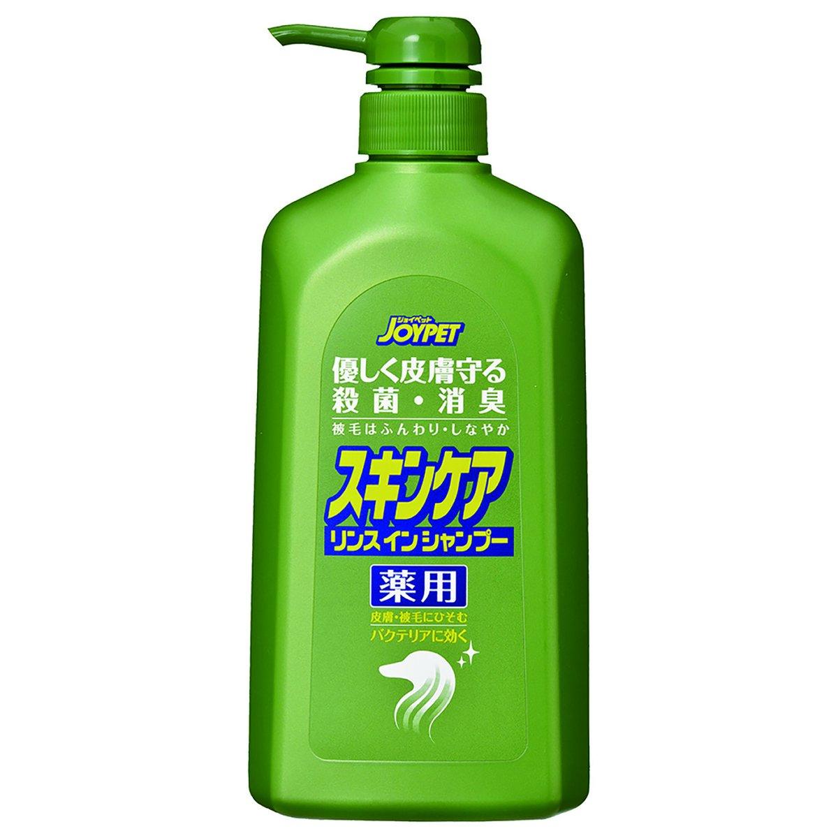 EB Incense Skin shampoo for Dogs