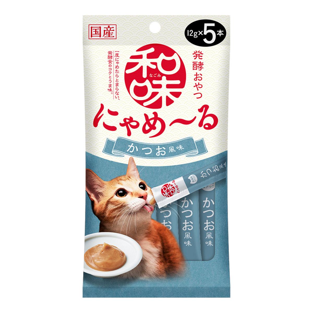 Nagomi Bonito Creamy for Cats