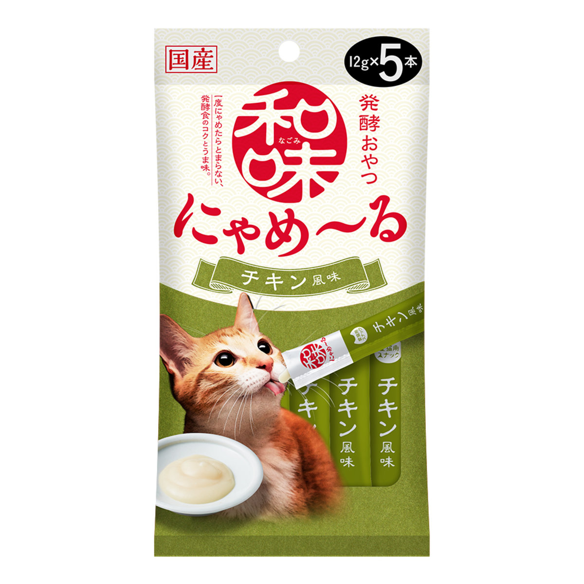 Nagomi Chicken Creamy for Cats 12