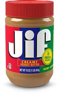 Jif 幼滑花生醬 16 oz(454 g)(此日期前最佳: 27-5-2022)