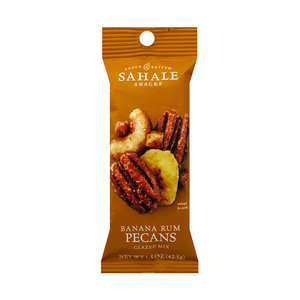 Sahale Snacks 香蕉冧酒核桃 1.5安士 (42.5克)