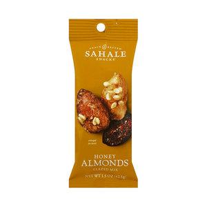 Sahale Snacks 蜂蜜杏仁 1.5安士 (42.5克)