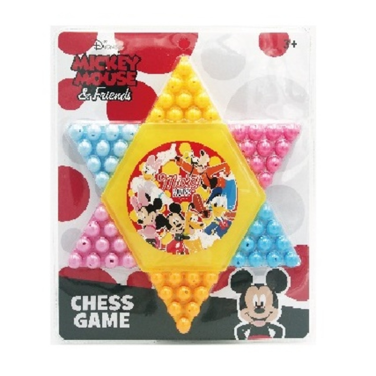 Mickey Chess game