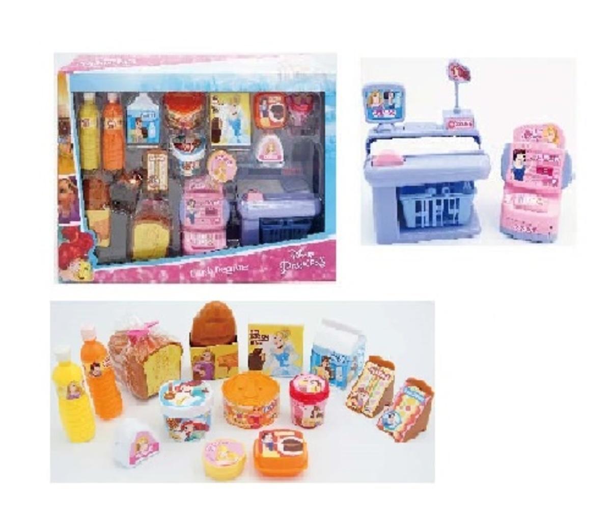 Disney Princess Cash register game