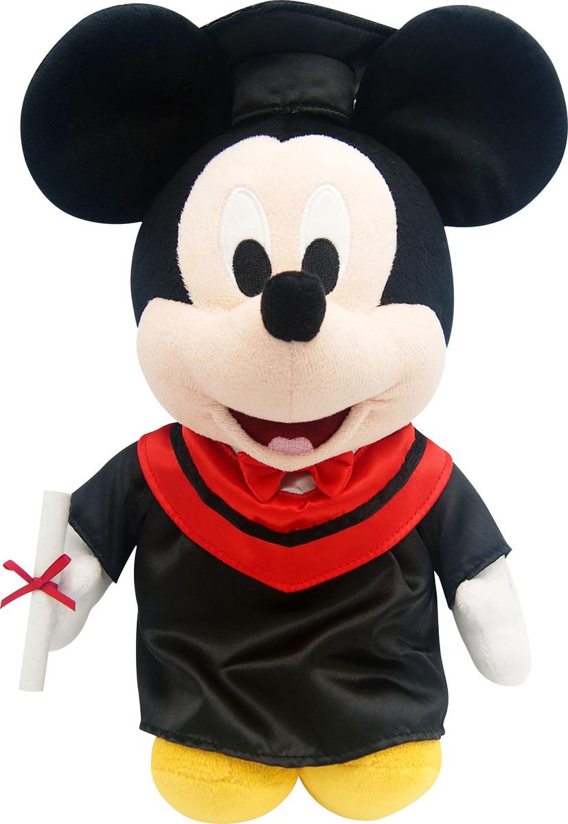 14Inch Mickey Graduation Plush doll