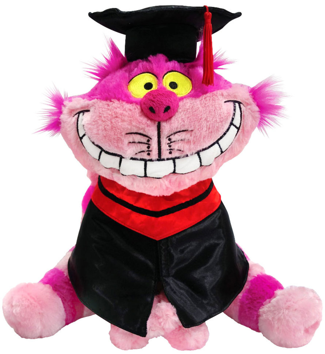 "13"" Alice's Adventures in Wonderland graduate plush doll"