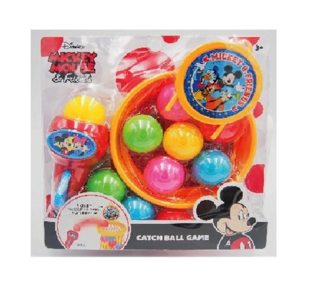 Mickey Catch Ball Game