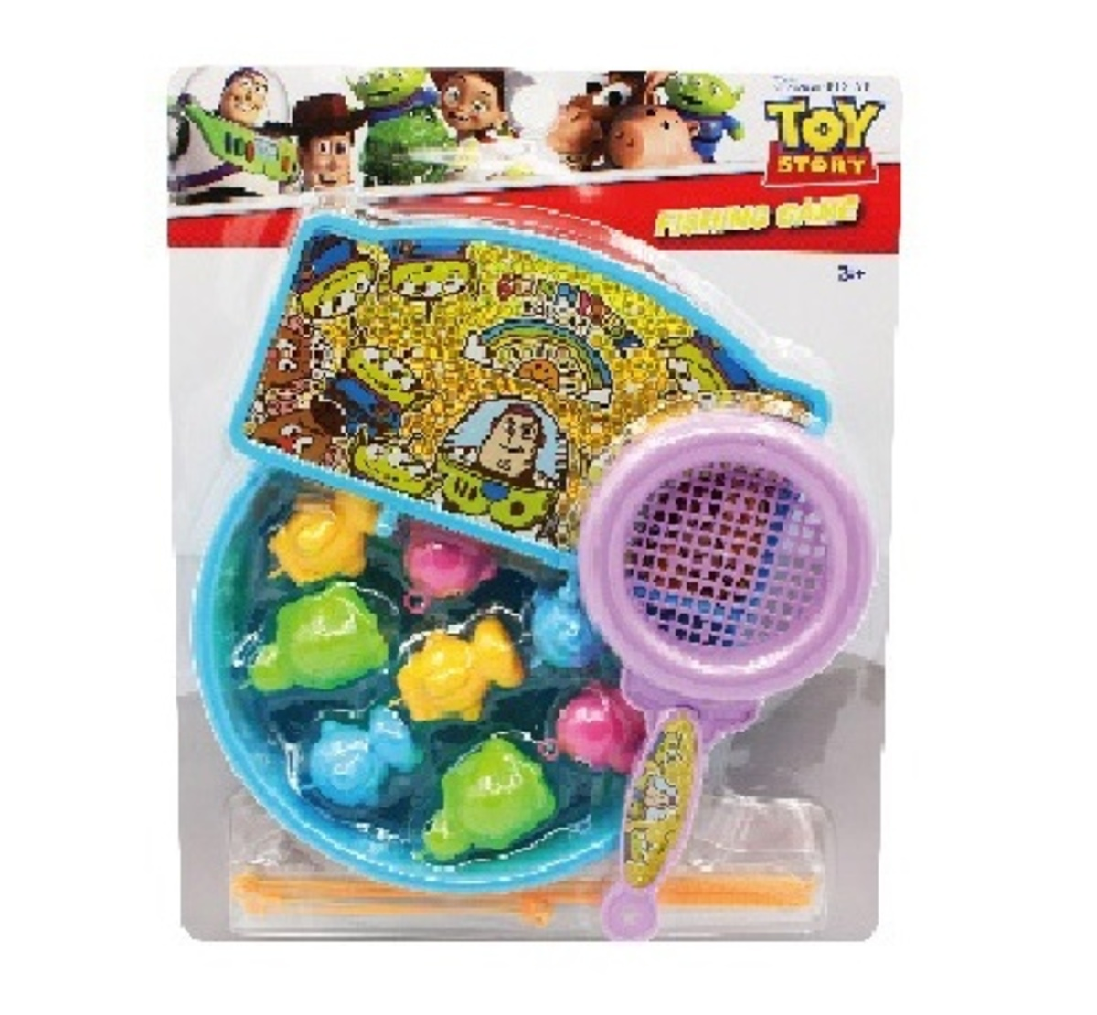 Toy Story Fishing Game