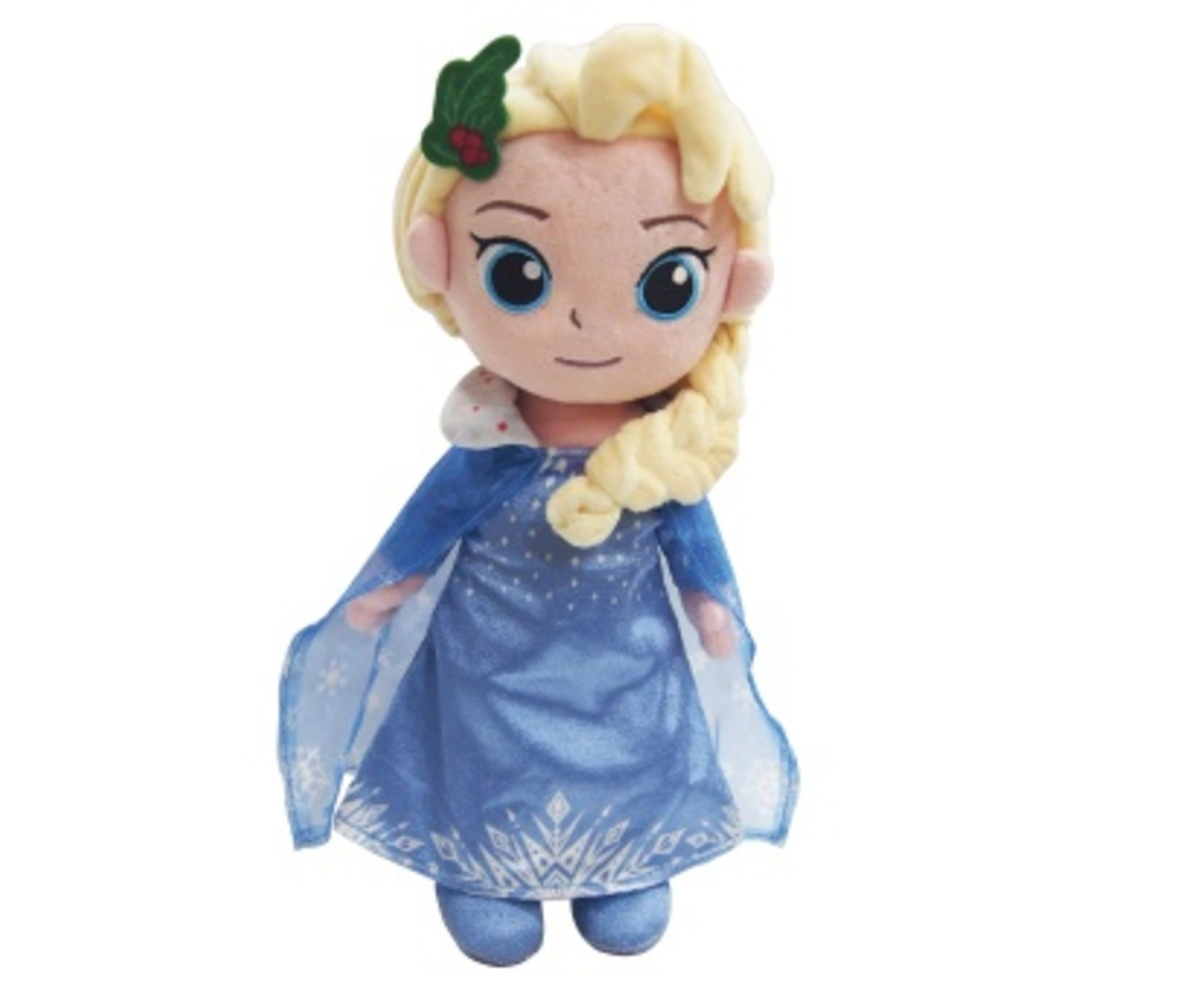 12 INCH FROZEN ELSA PLUSH DOLL