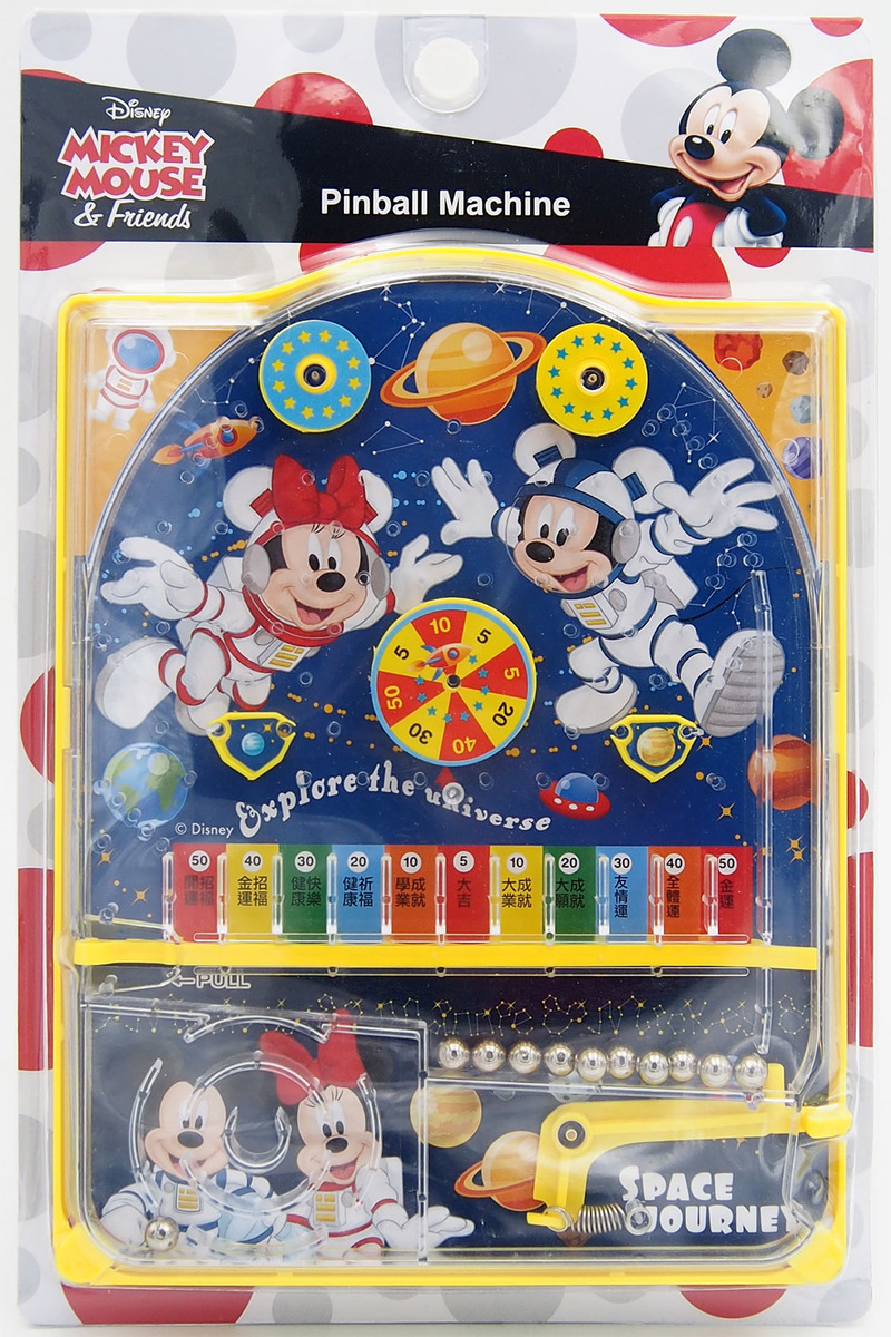 MICKEY PIN BALL GAME