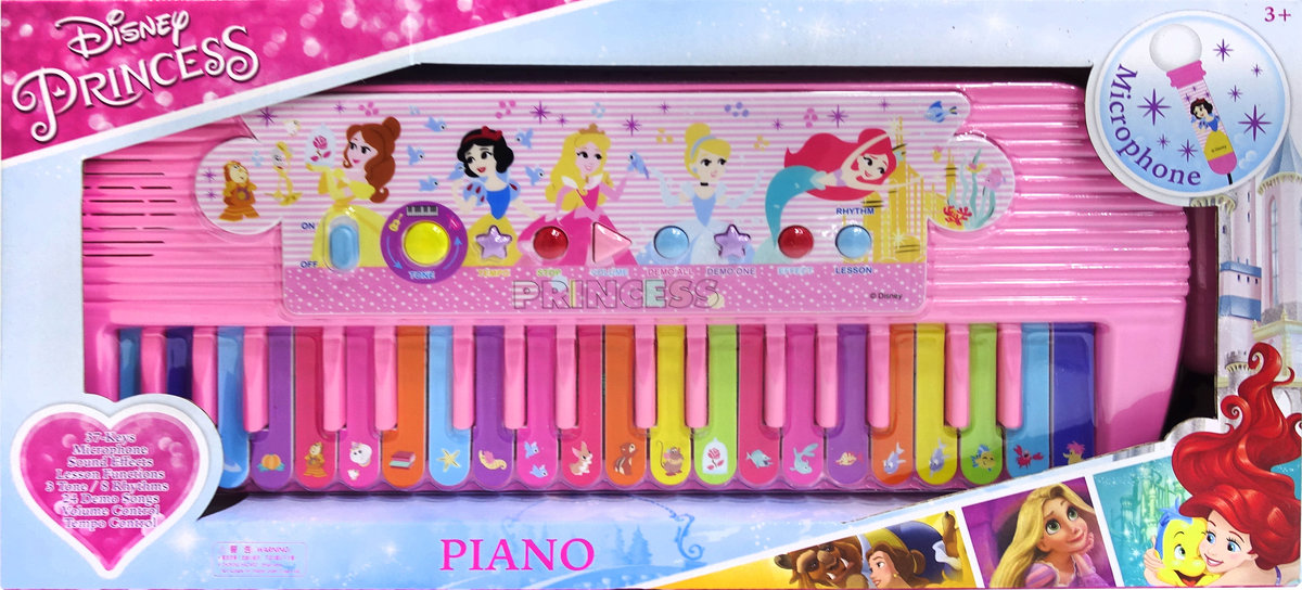 PEINCESS TOY PIANO