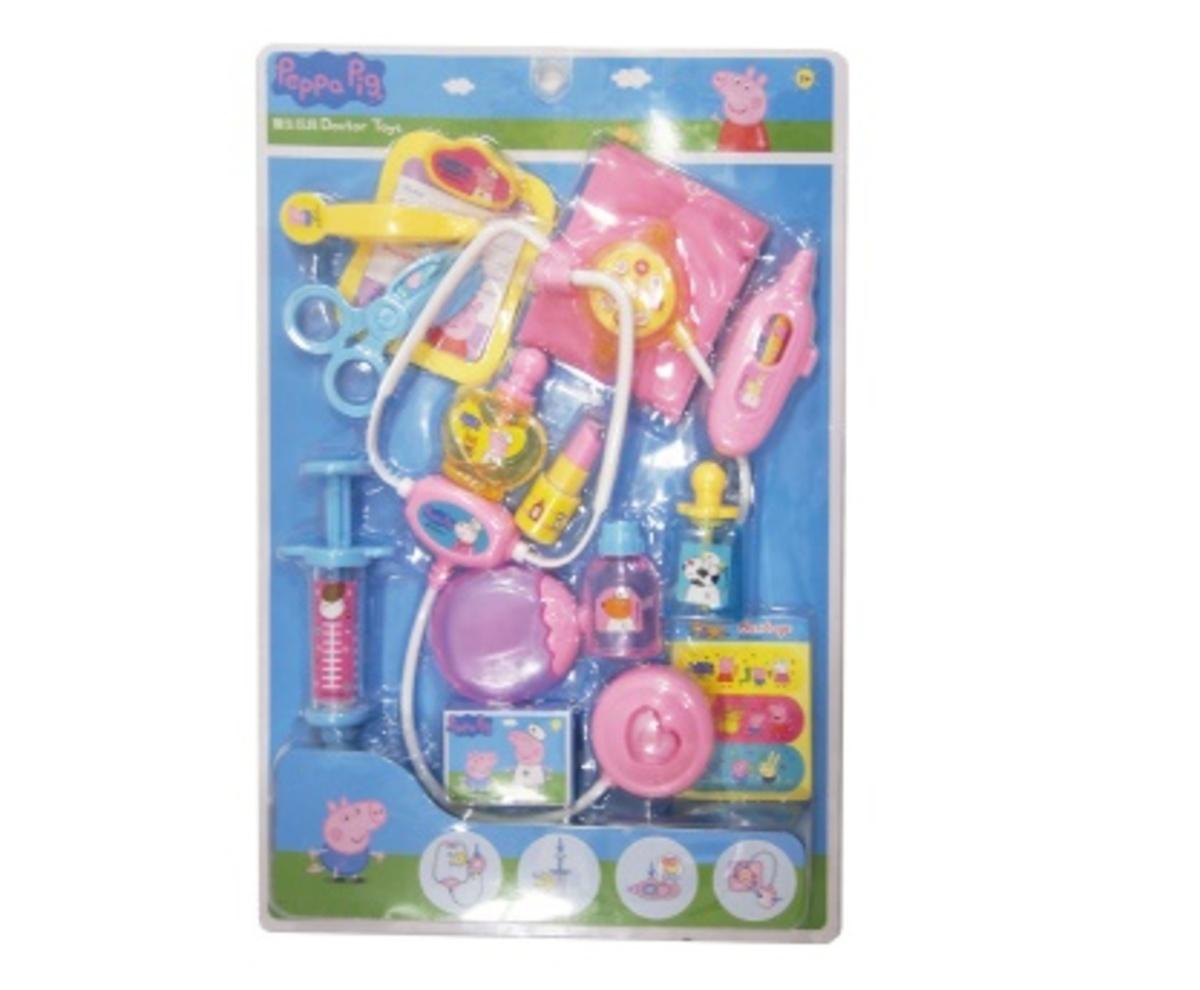 Dz‰ç´…豬小妹 Peppa Pig Peppa Pig Doctor Toy Hktvmall Online Shopping