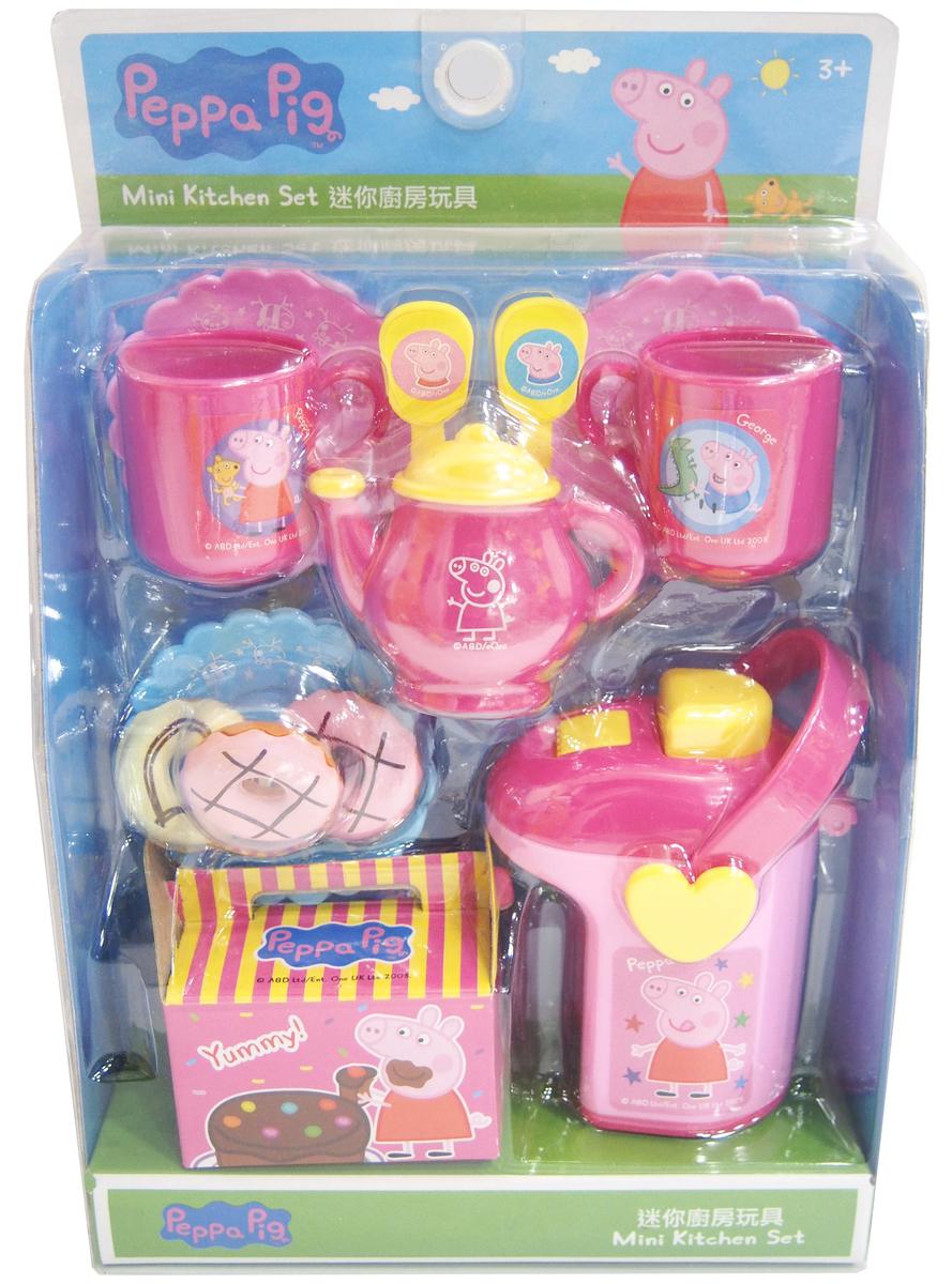 粉紅豬小妹 Peppa Pig Peppa Pig Mini Kitchen Set