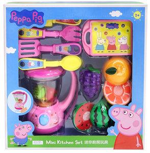 PEPPA PIG BLENDER FRUIT SET
