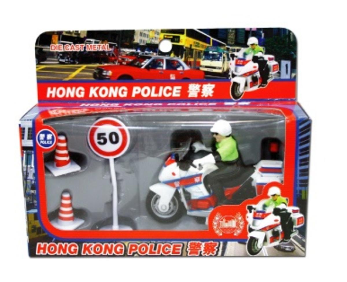 警察電單車