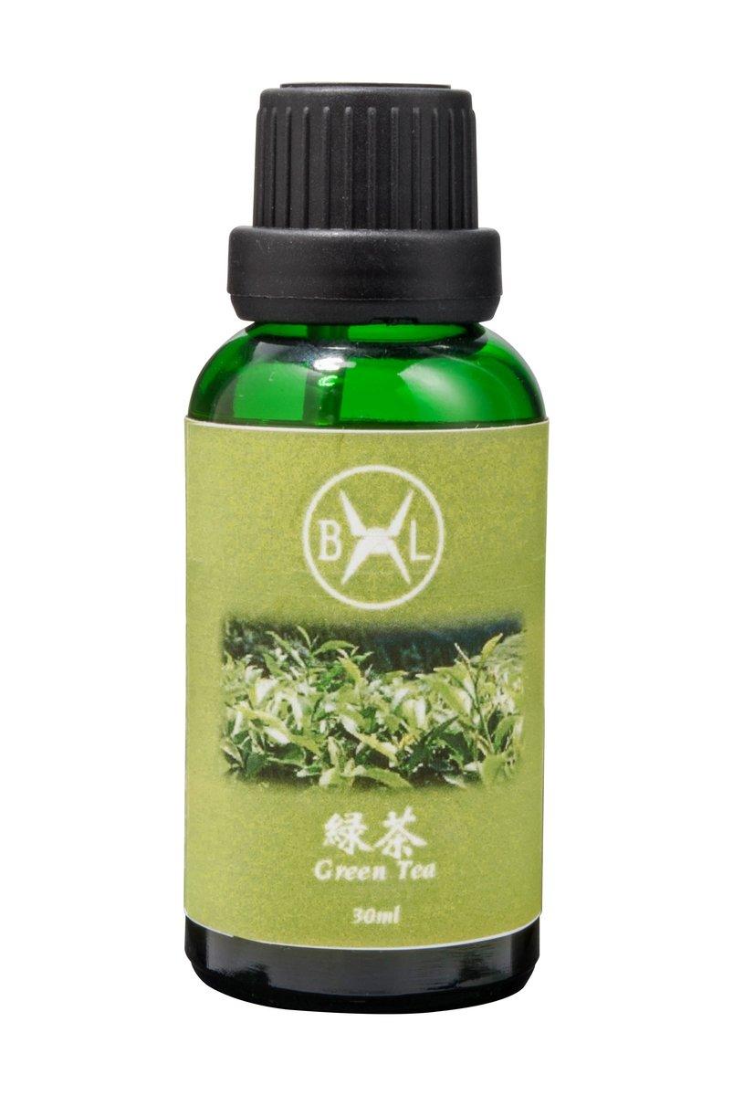 Bennlife 賓尼生活香薰精油30ml單支裝 可配合香薰機使用(綠茶)