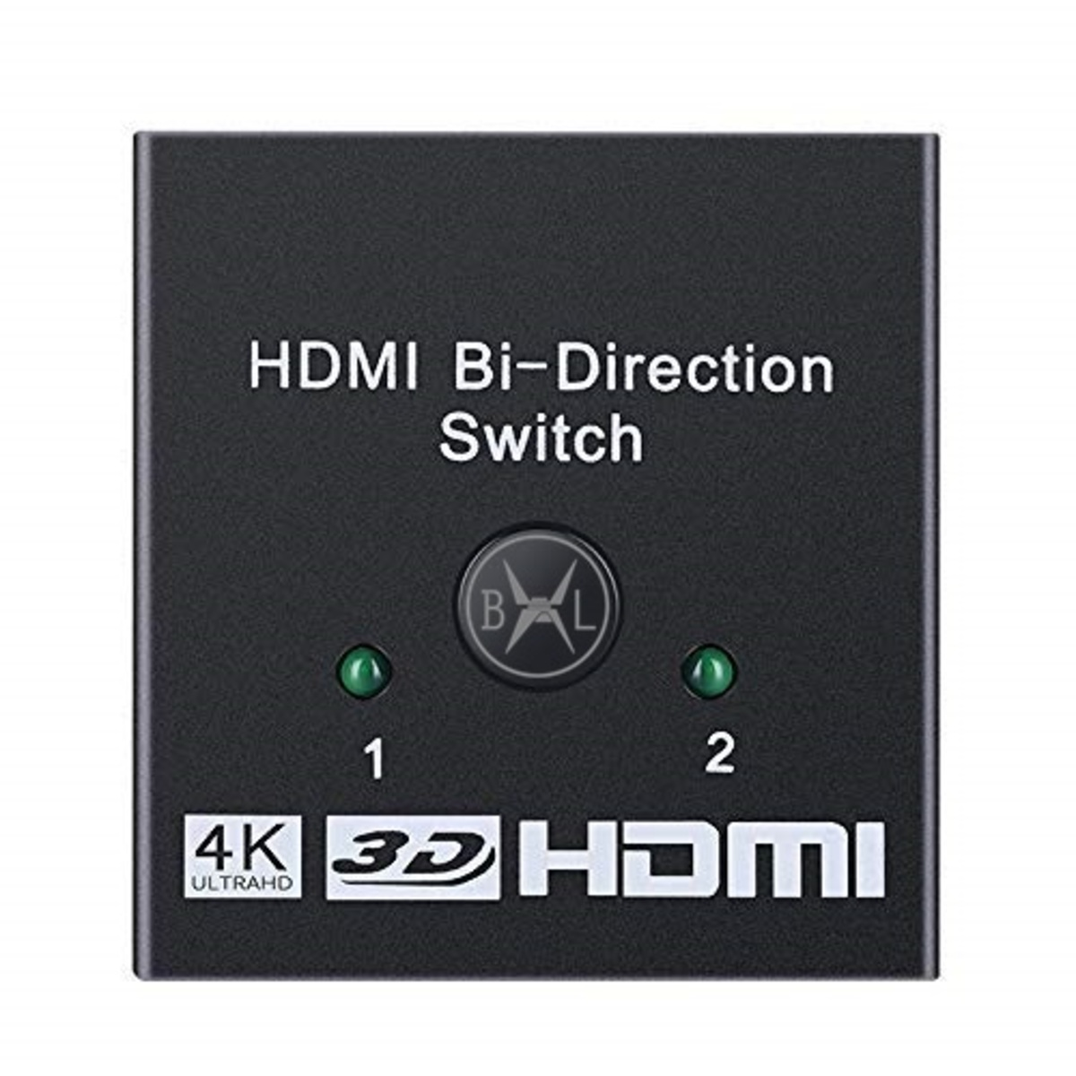 Bennlife HDMI 2.0 Bi- Direction Switch with Audio Output 1080p 4K